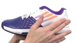 Γυναικεία παπούτσια τέννις Adidas Adizero Tempaia III video