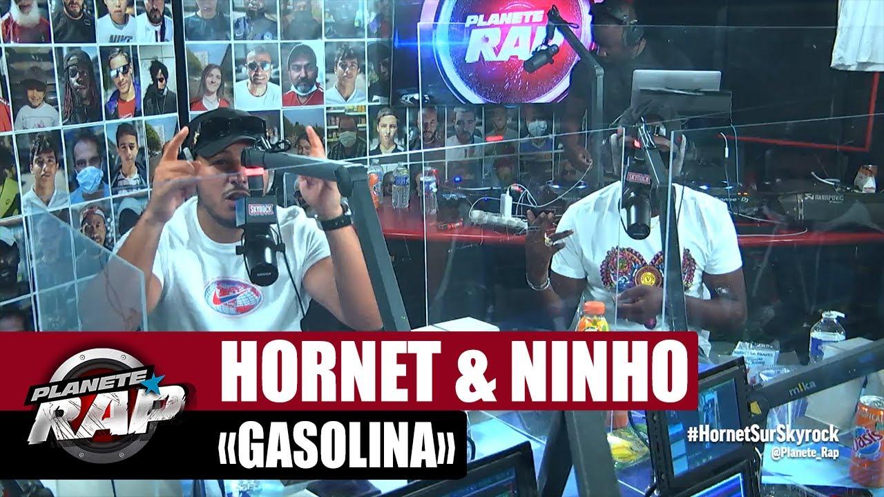 """Hornet La Frappe feat. Ninho """"Gasolina"""" #PlanèteRap"""