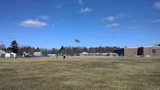 AKASO K88 Drone In Flight!