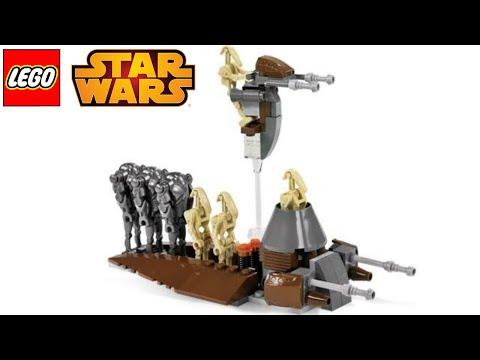 Vidéo LEGO Star Wars 7654 : Droids Battle Pack