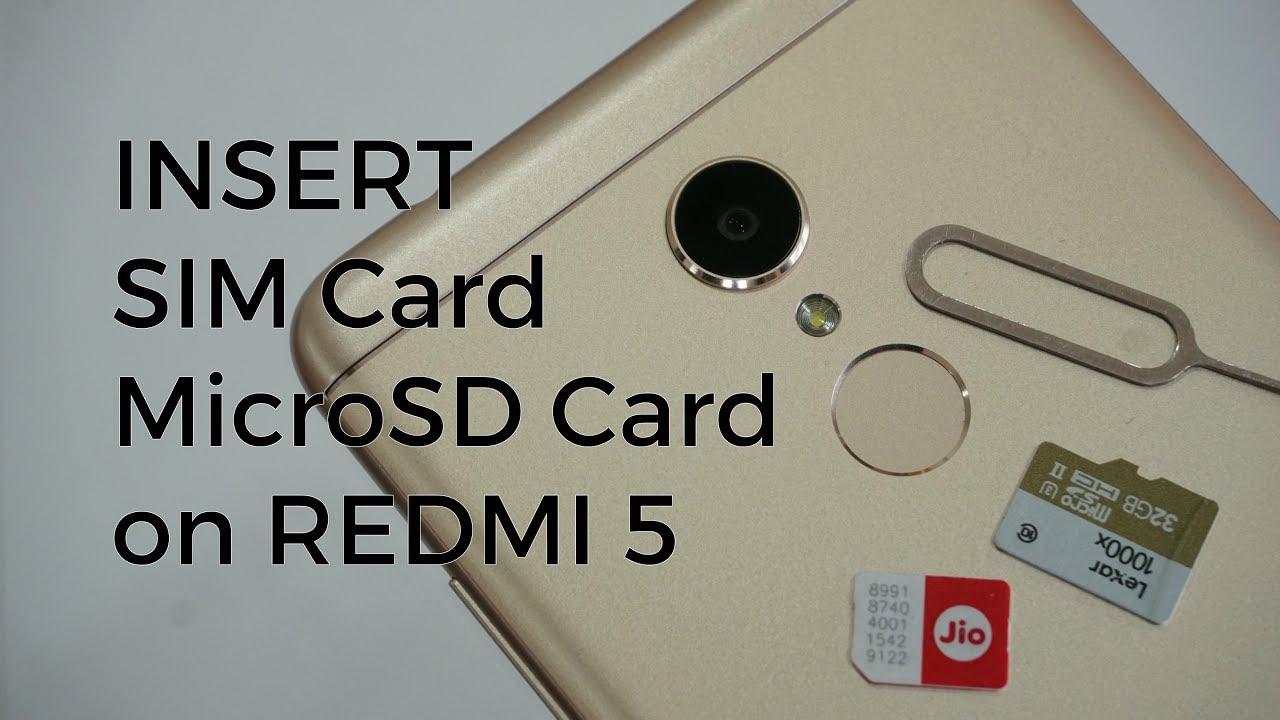 The Xiaomi Mi 5 has no microSD