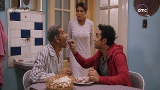 Hilarious Scene  Between Said Ragab and Sawsn Badr😂😂#Abu_El_3rosa