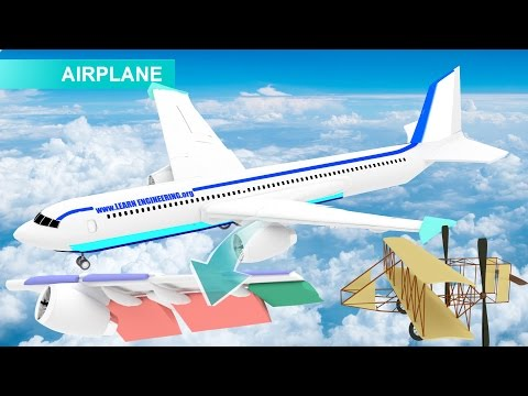 Download How do Airplanes fly ? HD Mp4 3GP Video and MP3