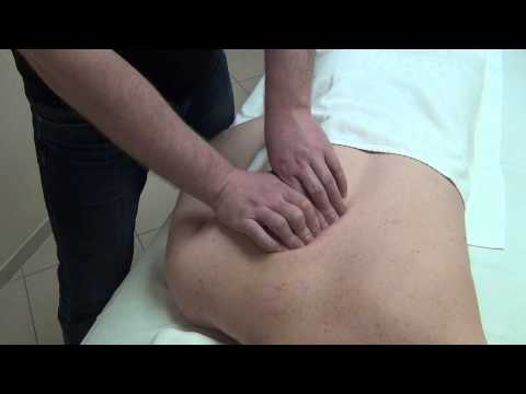 Lélongation des tendons des muscles du ventre