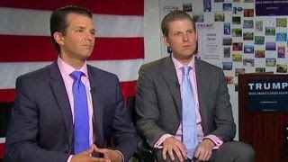 Donald Trump Jr.: Extremists only understand force
