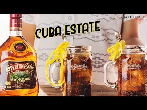 CUBA ESTATE - APPLETON ESTATE