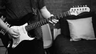 Interpol - Complications (guitar cover)