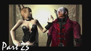 Devil May Cry HD S - Rank Walkthrough - Part 23 - Mission 23: Mother's Guide - The Ending! (PS4 Pro)