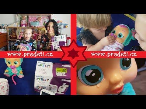 Video v článku Video: panenka, video chůvička a zavinovačky