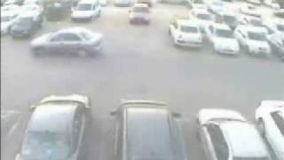 worst woman parking fail ever - women driver