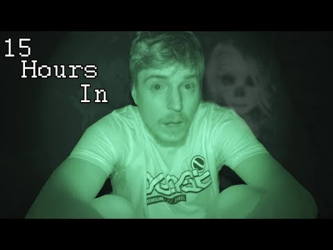 24 Hours In The Most Haunted Place On Earth (видео)