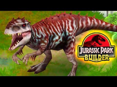 INDOMINUS REX! - Jurassic Park Builder JURASSIC | HD