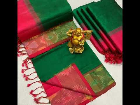Tripura Silk Cotton Saree