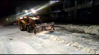 видео товара Уборка снега современными тракторами