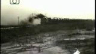 preview picture of video 'Fumando espero 1 - Tren de ALL con destino a Laboulaye en cercanías de Guardia Vieja'