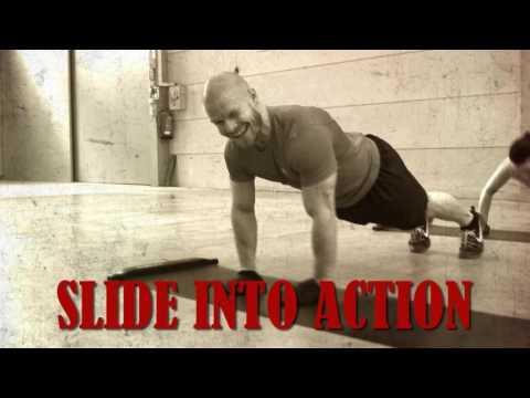 Fitnes set Powerslider basic