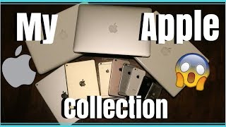 My Apple Collection!