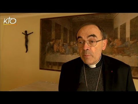 #PrayForParis - Cardinal Philippe Barbarin