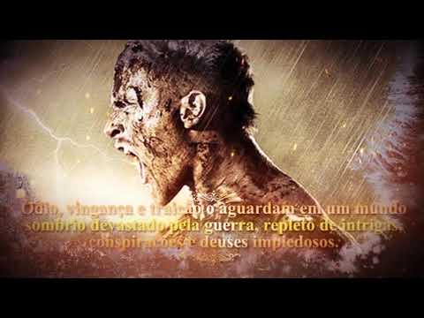 Book trailer - A Face dos Deuses