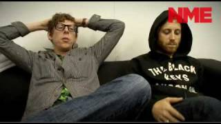 T In The Park 2010   The Black Keys Interview