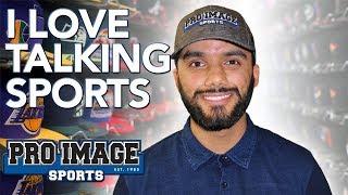 Gagan Singh - I Love Talking Sports