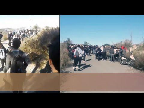 Bodrum'da liseli çetelerin kavgası…