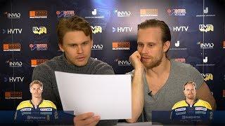 Vad kan Ullström och Tedenby om OS?