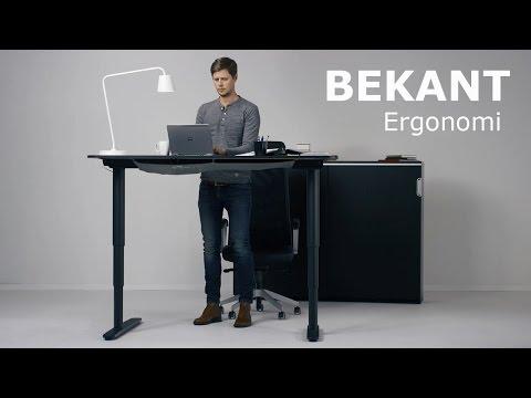 BEKANT - Ergonomi