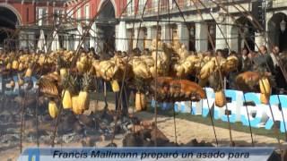 Un Asado Argentino En Pleno Centro De Madrid