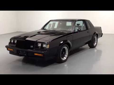 Video of '87 GNX - MCVD
