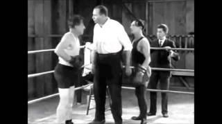 The Boxing Chaplin VS Keaton Video