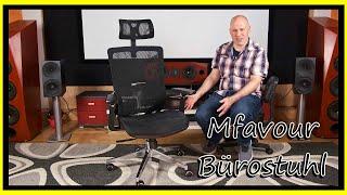 Mfavour ergonomischer Bürostuhl | besser als ein Gaming-Stuhl?