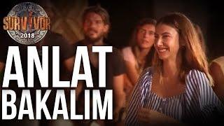 Birleşme Gecesinde Anlat Bakalım Heyecanı! | 69.Bölüm | Survivor AllStar 2018