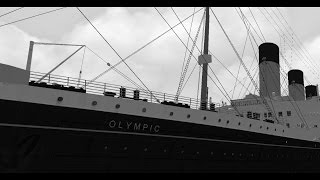 """Virtual Sailor - RMS Olympic- """"The Last Voyage"""", In 1935, (Scrapped)."""