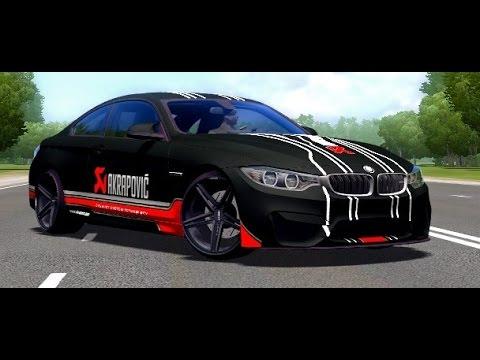 Steam Community Video City Car Driving Bmw M4 F82 2016