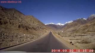 川藏公路北线Day10: 八宿至然烏(9am-4pm)