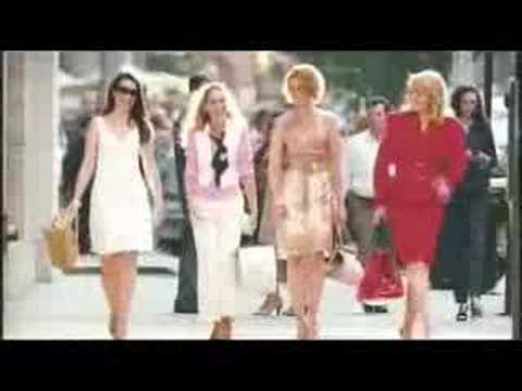 Sex and the City TV Spot