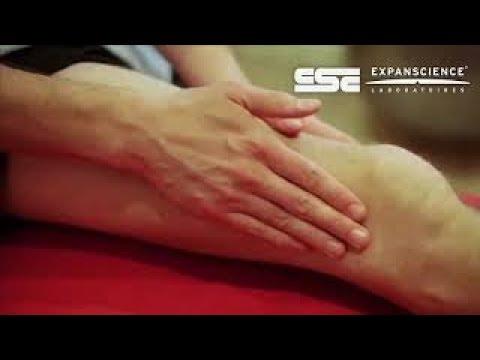 Как самостоятельно сделать массаж при остеоартрозе коленного сустава
