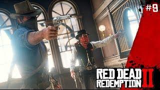 RED DEAD REDEMPTION 2 Прохождение #9