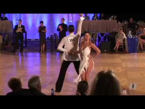 YouTube American Rhythm East Coast Swing video thumbnail