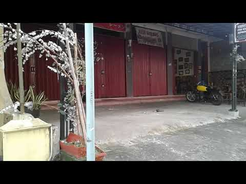 Menelusuri Restoran Indonesia dan Mancanegara di Pasar Baru Cupak Tangah, Padang