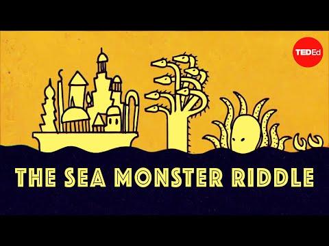Hádanka s mořskými příšerami - TED-Ed