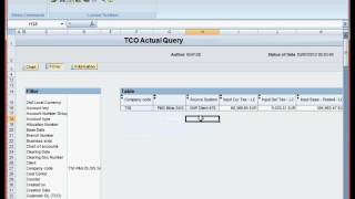 BEx Tutorial   Multiple Query Workbook