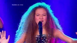 Ivanna cantó Cuando te vas de Dandee y A. Torres – LVK Col – Show en vivo – Cap 46 – T2