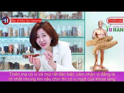 Bác sĩ Kim So Hyeong nói về thiên ma ( thuyết minh)
