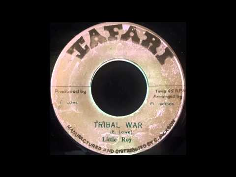 LITTLE ROY – Tribal War [1974]