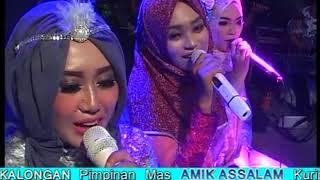 Assalam Musik Pekalongan 16 Feb 2018 - Hamawi Ya Mis Mis - Eka Andriyani
