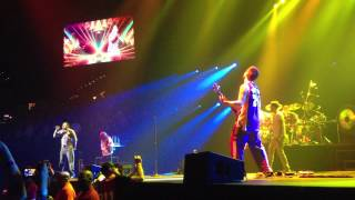 311 Day 2012 Firewater (first time ever played live)