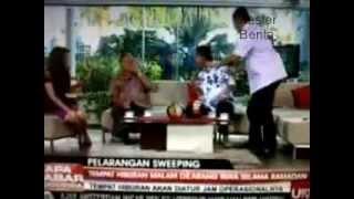 Heboh Insiden Munarman JuBir FPI Siram Sosiolog Tamrin Tomagola Di Apa Kabar Indonesia TV ONE