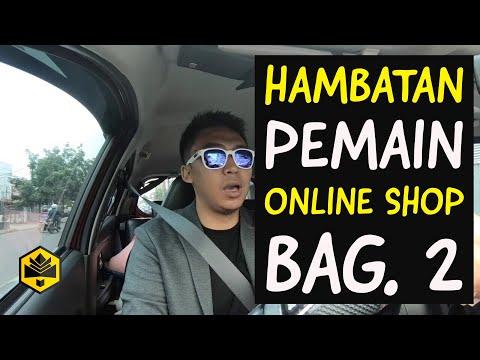 Hambatan Pemain Online Shop Bag. 2